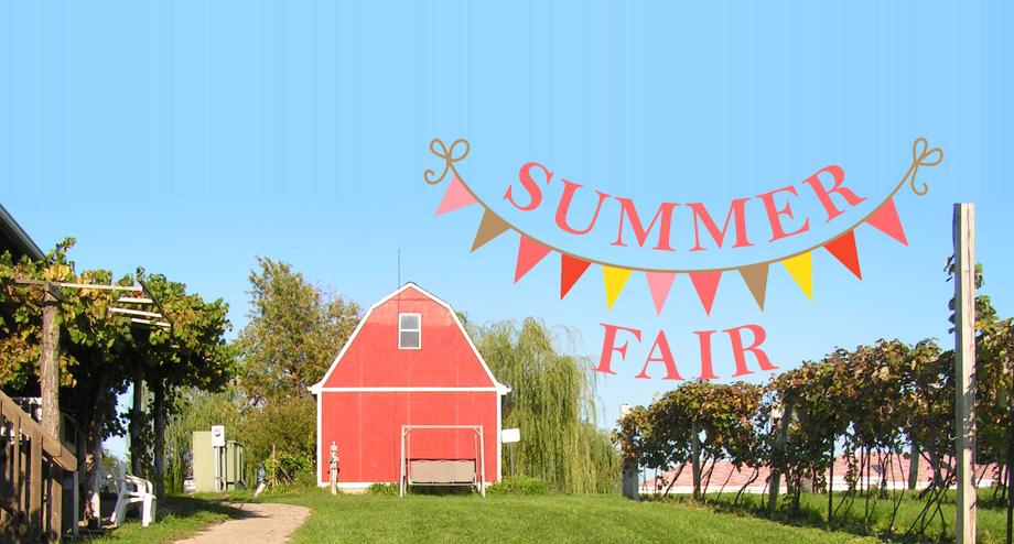 Vinoklet winery summer fair and craft show cincinnati event for Craft shows in cincinnati